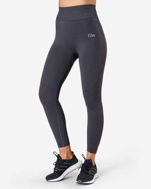 ICIW Define Seamless Tights Graphite Wmn