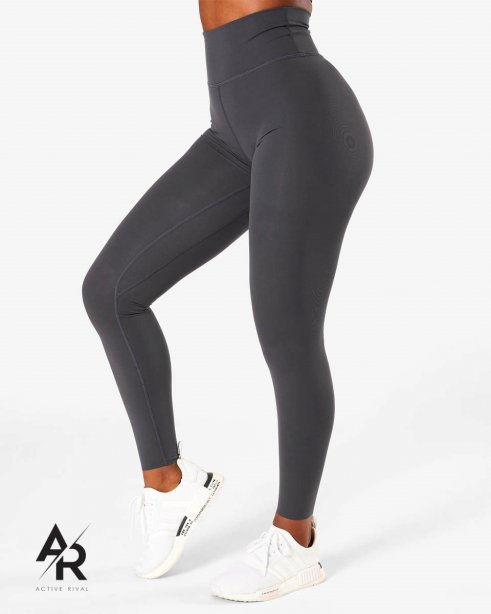 Nimble Tights Anthracite Wmn