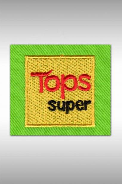ตัวอย่างงานปัก TOPS super