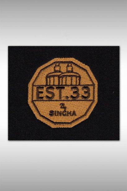 ตัวอย่างงานปัก EST.33