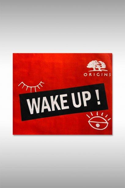 ตัวอย่างสกรีน WAKE UP