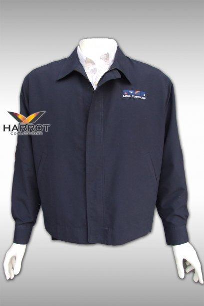 Shirt, jacket , blue .