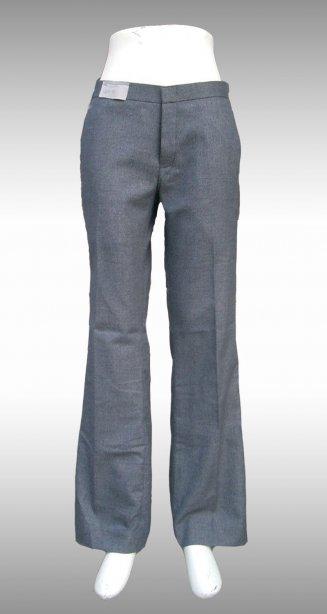 Gray pants horse