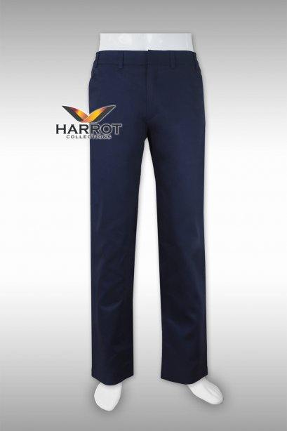 Dark blue chef trouser
