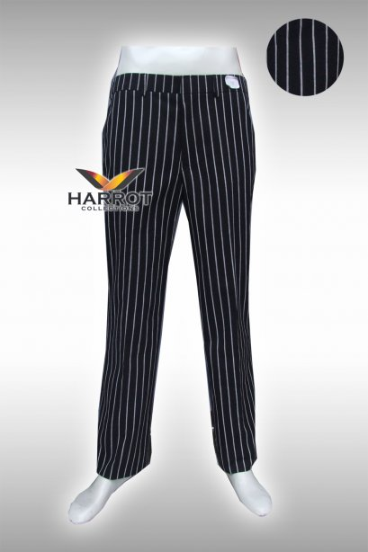 Chalk Stripe chef trouser