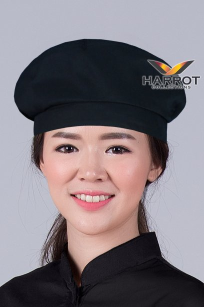 หมวกหัวเห็ดสีดำ