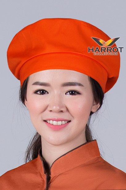 หมวกหัวเห็ดสีส้ม