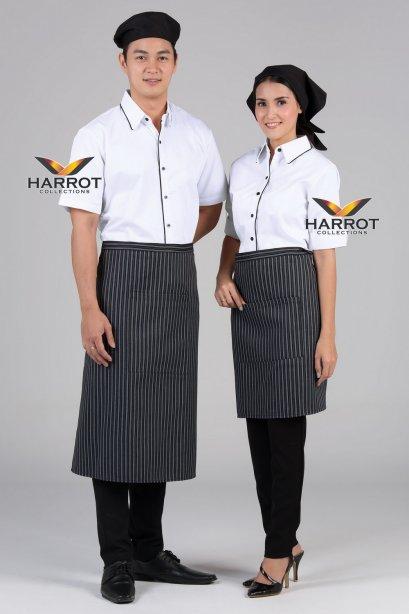 Black-White Waiter & Waitress shirt