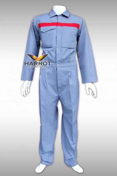 Red-Blue Coverall