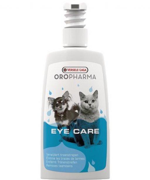Eye Care น้ำยาเช็ดรอบดวงตาแมวและสุนัข สูตรอ่อนโยน ขนาด 150 ml  ***ไม่มีเก็บเงินปลายทาง