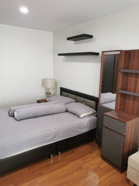 ห้องชั้นสูงราคาดีที่สุด!! ขายคอนโด รีเจ้นท์ โอม บางซ่อน (Regent Home Bangson) 28.16 ตารางเมตร ชั้น 19 ตกแต่งครบ พร้อมเข้าอยู่!!