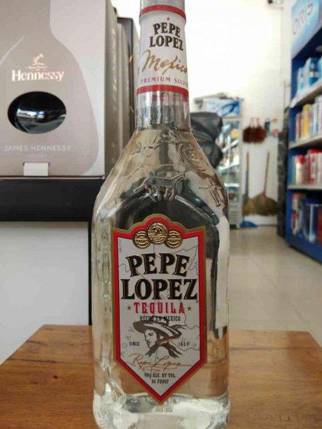 Pepe Lopez Silver 1L (40%acl )