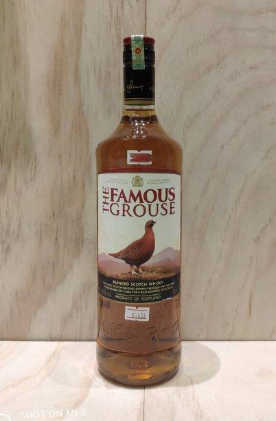 The Famous Grouse Scotch 1L