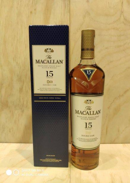 Macallan 15y Double Cask 700ml