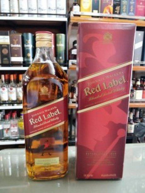 JW Red Label 1.75L
