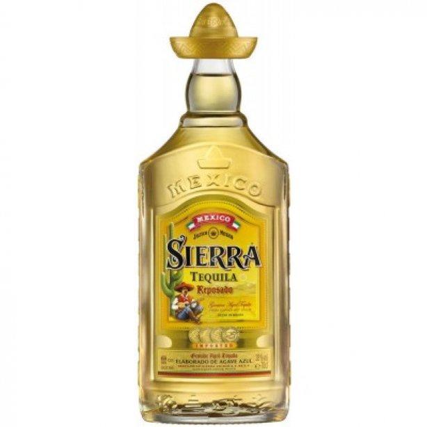 Sierra Tequila Reposado 70cl