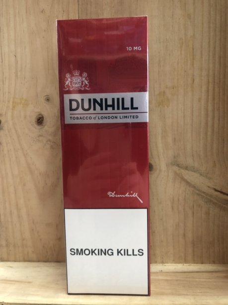 Dunhill London Limited Red