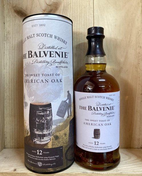 Balvenie 12Y American Oak 70cl