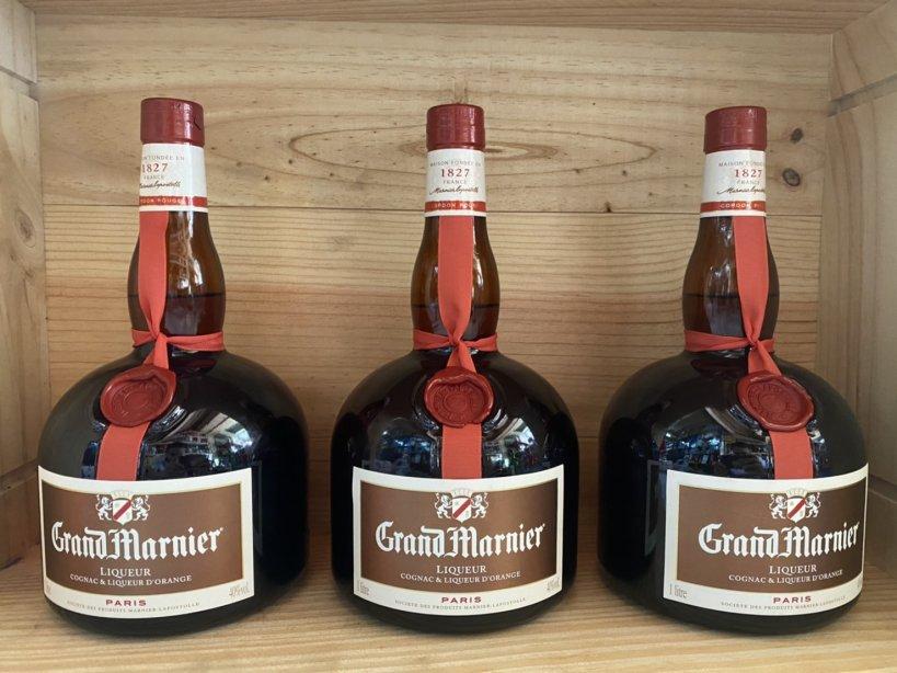 Grand Marnier 1Liter