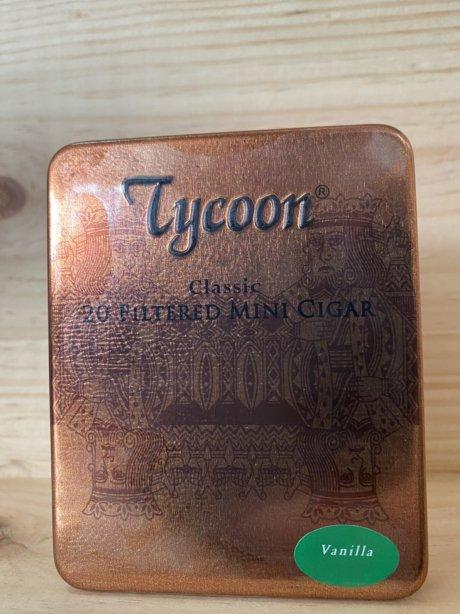 Tycoon Vanilla (Mini Cigar)