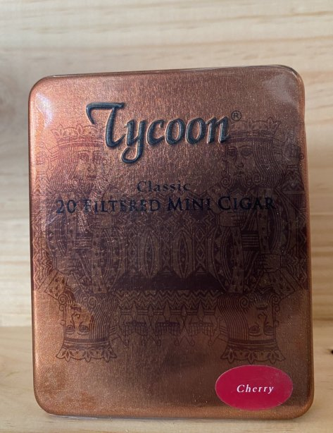 Tycoon Cherry (Mini Cigar)