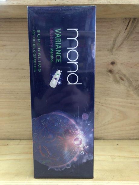MOND VARIANCE Blueberry Menthol (2 เม็ดบีบ)