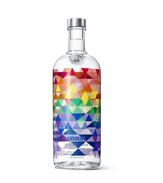 Absolut Vodka Mix Limited Edition 1Litre