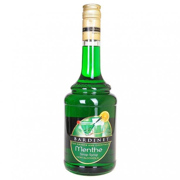 Bardinet Creme de Menthe 70cl (25%vol)