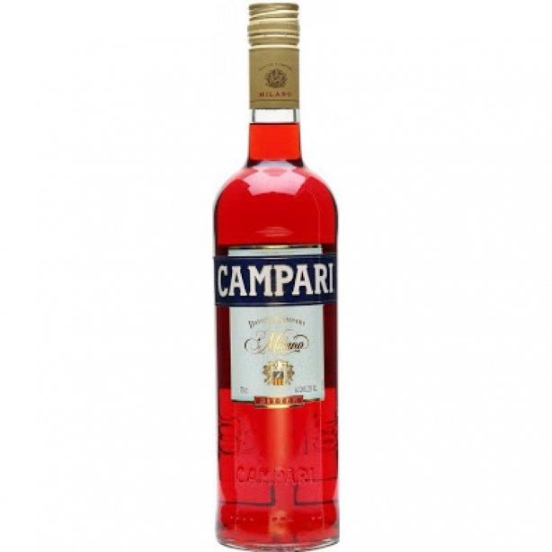 Campari Bottle 100cl