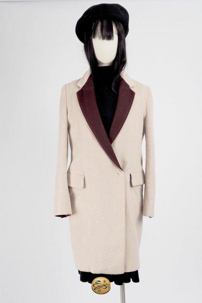 เช่าเสื้อโค้ทผู้หญิง รุ่น  Baguette Coat  2006GCL733FACR1