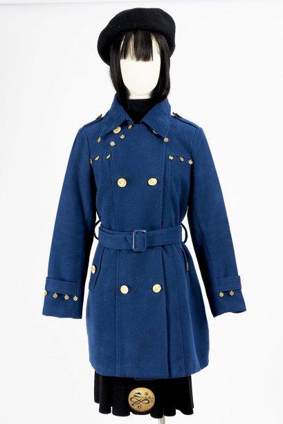 เช่าเสื้อโค้ทผู้หญิง รุ่น Presenca Masculina Coat  2006GCL786FABL1