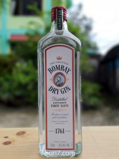 Bombay Original Dry Gin (1L)