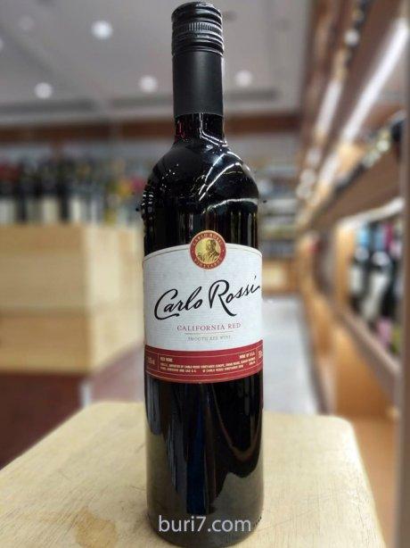 Carlo Rossi California Red