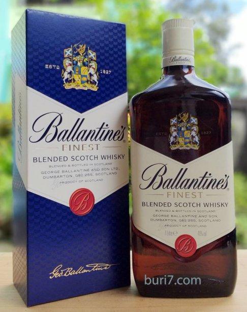 Ballantine's Finest (1L)