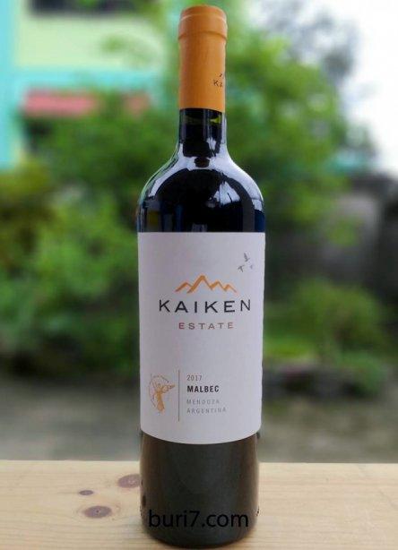 Kaiken Estate Malbec 2017