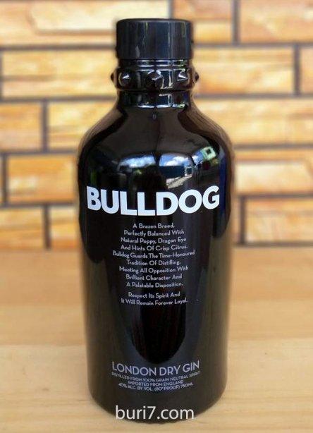 Bulldog London Dry Gin (750ml)