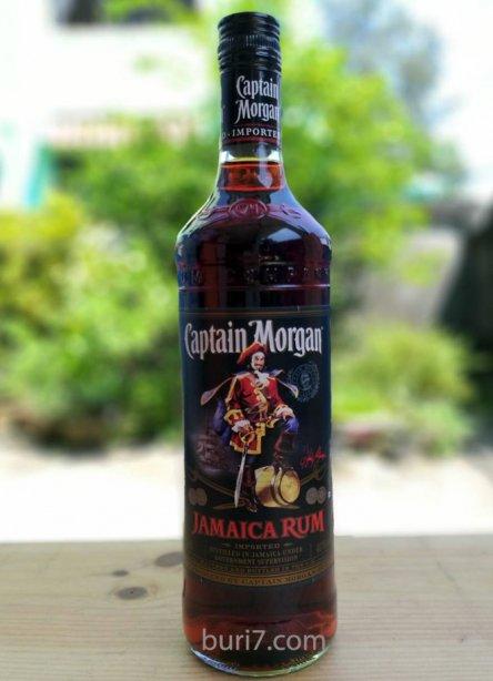 Captain Morgan  Black Label (750ml)