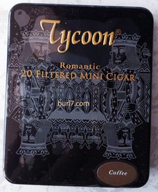 Tycoon Mini Cigars (Coffee) 5 กล่อง