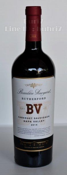 Beaulieu Vineyard (BV) Rutherford Napa Valley Cabernet Sauvignon 2014