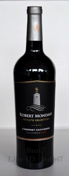 Robert Mondavi Private Selection Cabernet Sauvignon 2018