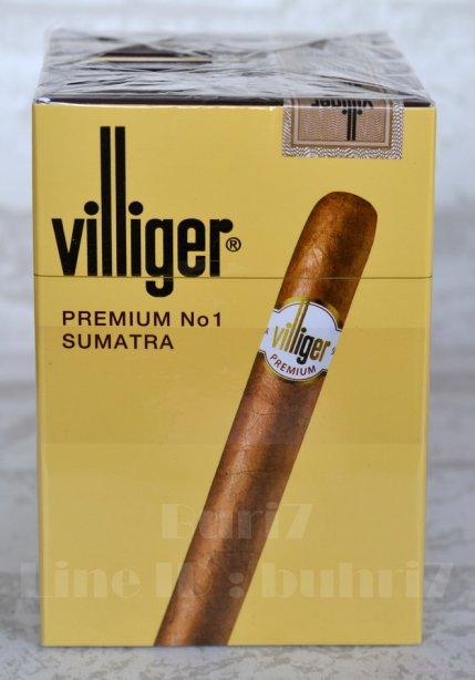 Villiger Premium No. 1 Sumatra