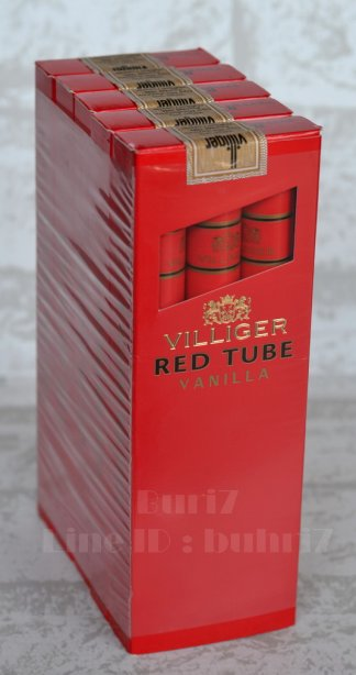 Villiger Red Tube Vanilla