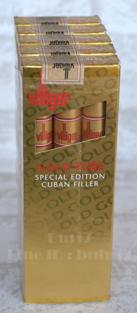 Villiger Gold Tube Special Edition Cuban