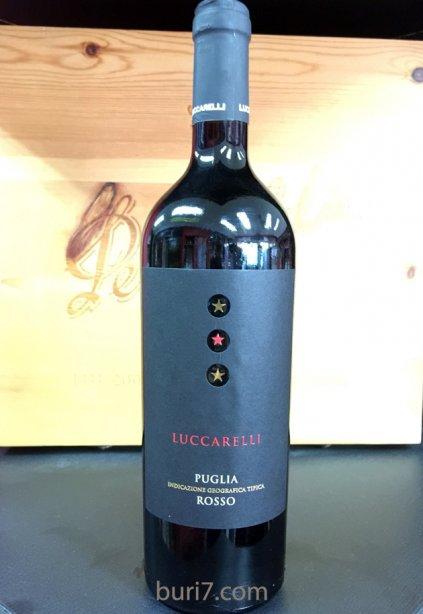 Luccarelli Rosso Puglia (2017)