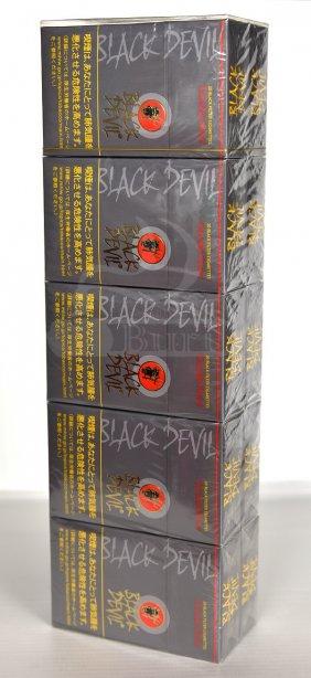 Black Devil Chocolate Flavour
