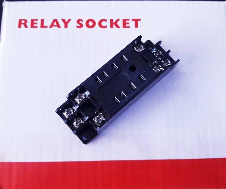 Socket Relay PYF08A ซ็อกเก็ต รีเลย์