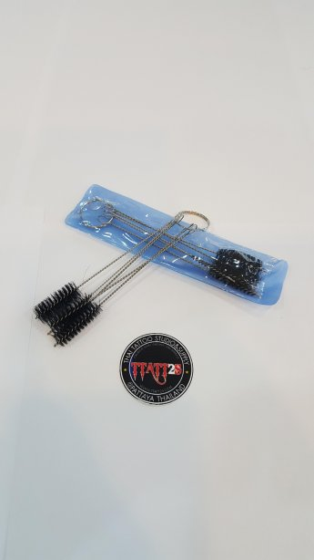 Holding Tube brush cleaner