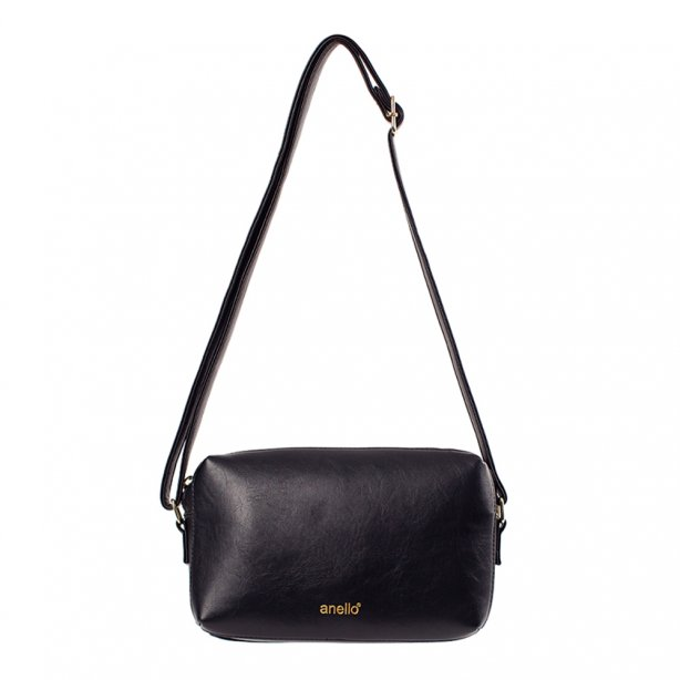 Anello Shoulde Bag Synthetic Leather OS-N044 Navy