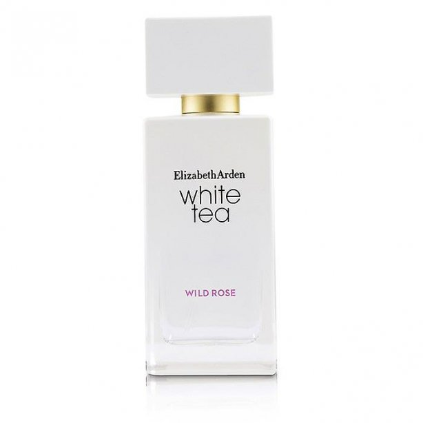 White Tea Wild Rose Eau de Toilette Spray, 50 ml