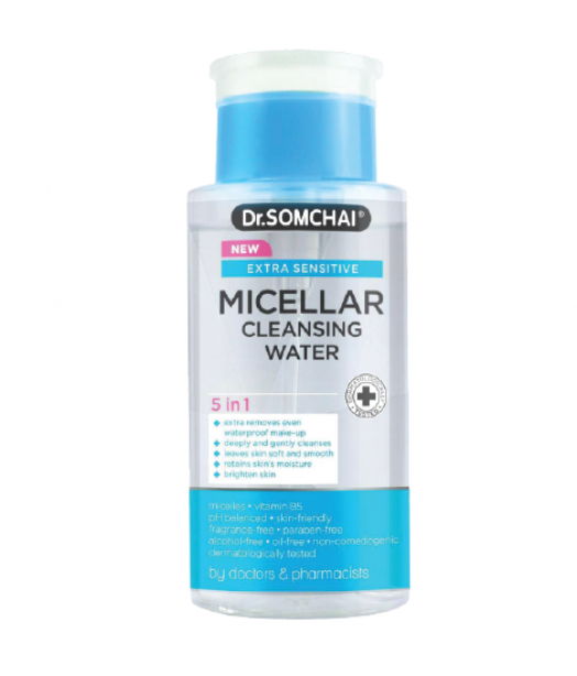 Dr.Somchai  Extra Sensitive Micellar Cleansing Water